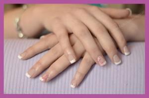Gelnagels veendam wildervank groningen hoogezand french manicure