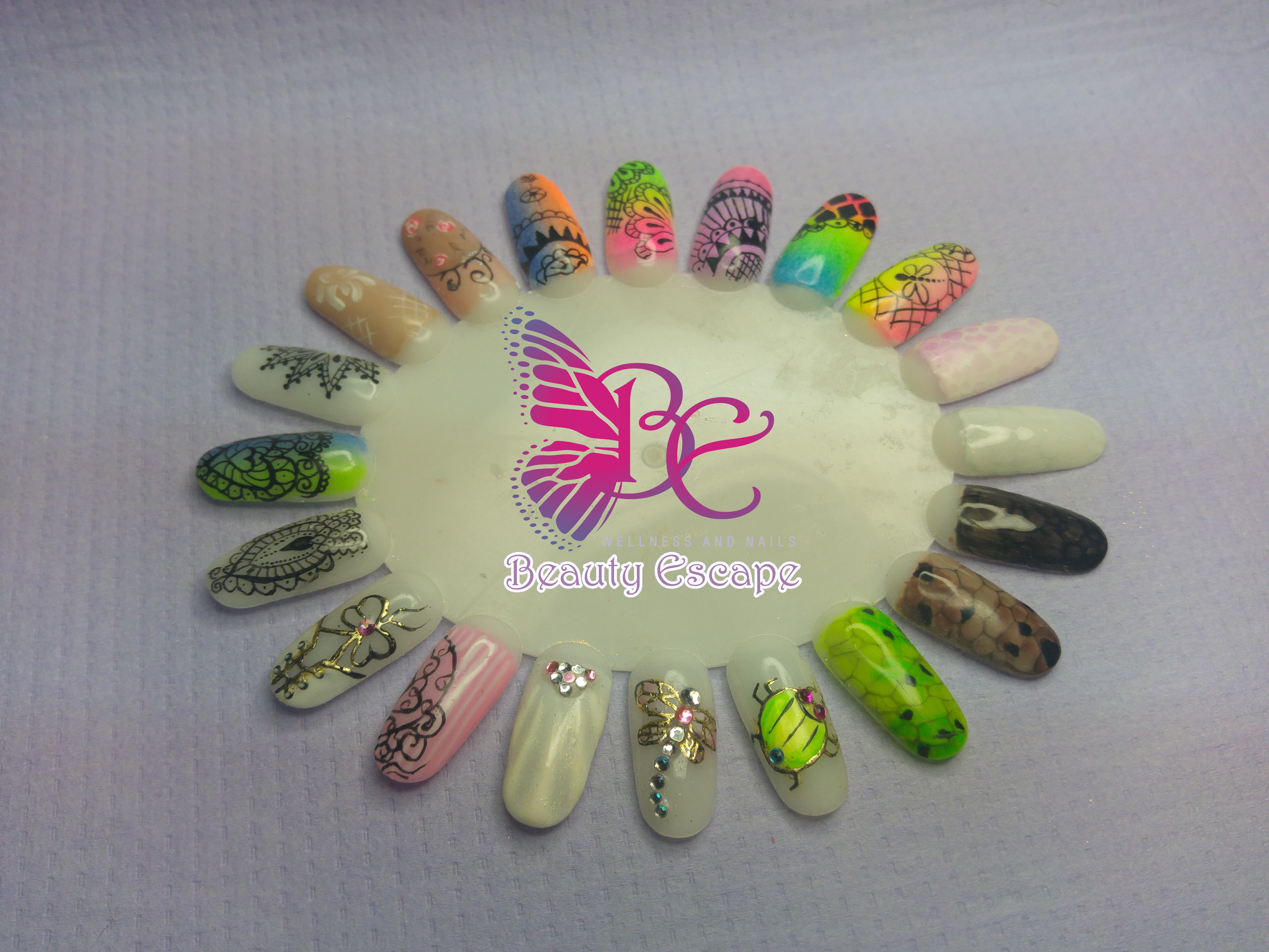 beauty escape nagelsalon
